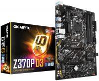 Gigabyte Z370P D3 LGA 1151 (Socket H4) ATX moederbord