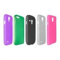 Silicon Case Samsung Galaxy S4 Mini (diverse kleuren)