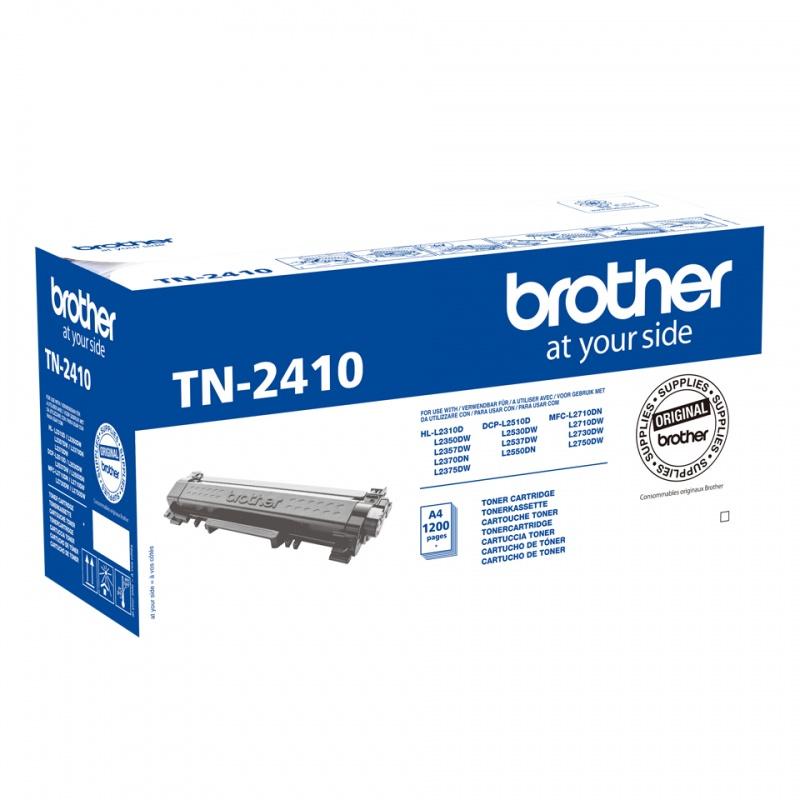Brother TN-2410 Zwart 1.200 pagina (Origineel) 55792