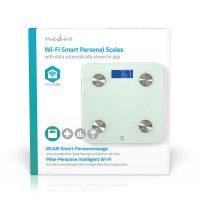 Nedis Wi-Fi smart personenweegschaal - Gehard Glas - 8 Personen