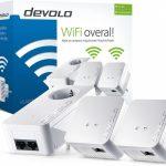 Devolo dLAN 550 WiFi set van 3