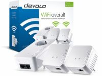Devolo dLAN 550 WiFi set van 3
