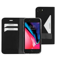 Mobiparts Classic Wallet Case Apple iPhone 7 / 8 / SE (2020) Black
