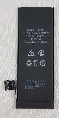 Iphone 5s / 5c Li-ion batterij - 3.8v 1560mAh