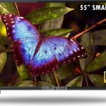 ElementsLED 55 inch TV Smart Android 9