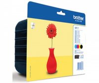 Brother LC-121 Value Pack