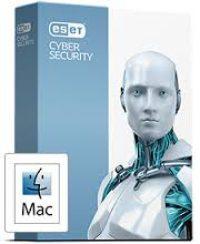 ESET Cybersecurity for Mac 1 jaar 1 Mac