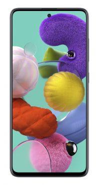 Samsung Galaxy A51 SM-A515F 16,5 cm (6.5 inch ) 4 GB 128 GB Dual SIM 4G USB Type-C Zwart 4000 mAh