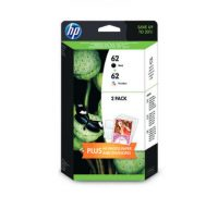 HP NR 62 combo 2-pack Black / Color 52447