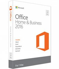 Microsoft Office for Mac thuisgebruik en Zelfstandigen 2016