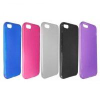 Silicon Case iPhone 5 / 5s (diverse kleuren)