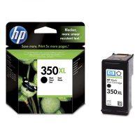 HP nr 350XL Inkcartridge Black (25ml) 34583