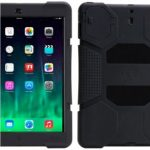 Gecko Rugged Ultra-Protective Case Apple iPad Air 1 Black