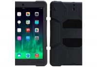 Gecko Rugged Ultra-Protective Case Apple iPad Air 1 Black