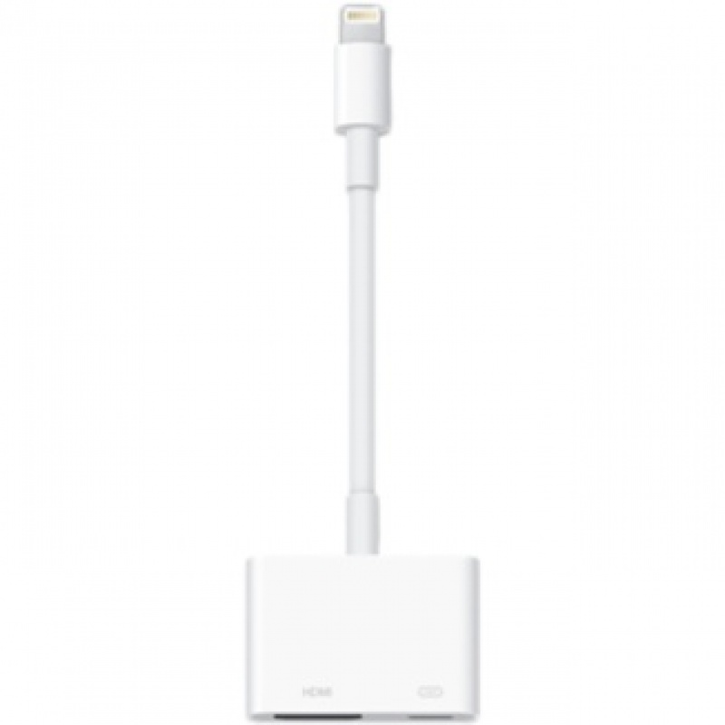 Apple Lightning to HDMI adapter