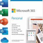 Microsoft 365 Personal – Nederlands – 1 jaar abonnement