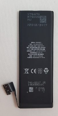 Iphone 5  Li-ion batterij - 3.8v 1440mHa