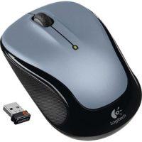 Logitech M325 Light Silver Wireless Mouse Nano ontvanger