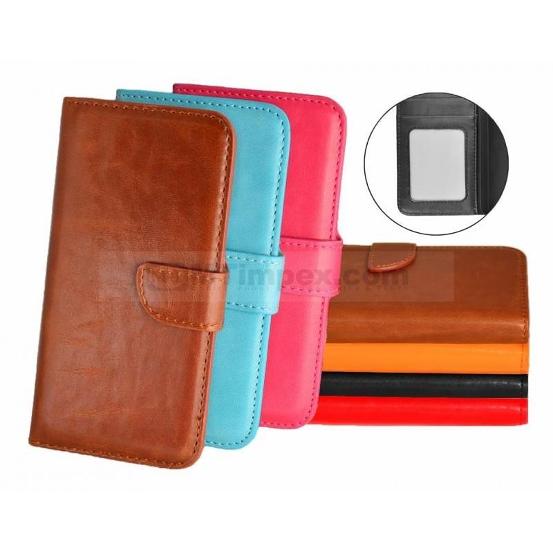 Book Case Galaxy S7 (diverse kleuren)