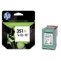 HP nr 351XL Inkcartridge Color 35066