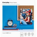 HP Everyday glanzend fotopapier, 25 vel, A4 / 210 x 297 mm
