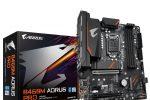 Gigabyte B460M AORUS PRO moederbord LGA 1200 micro ATX