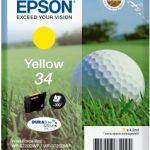 Epson 34 Geel