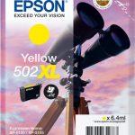 Epson 502XL Yellow 57386