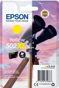 Epson 502XL Yellow 57386