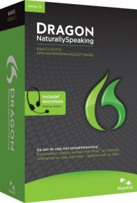 Dragon NaturallySpeaking versie 12 [Basics-NL]