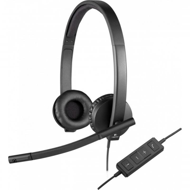Logitech H570e USB-stereoheadset