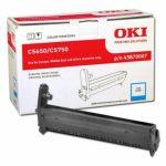 OKI C5650 OPC CYAN 20.000page