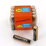 Duracell AAA batterijen 24-pack