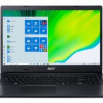 Acer Aspire 3 A315-57G-78SP Notebook 39,6 cm (15.6 inch ) 1920 x 1080 Pixels Intel® 10de generatie Core™ i7 8 GB DDR4-SDRAM 512 GB SSD NVIDIA GeForce MX330 Wi-Fi 5 (802.11ac) Windows 10 Home Zwart