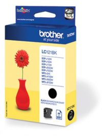 Brother LC-121 Black 48331