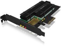 Converter IcyBox M.2 SATA / NVMe SSD
