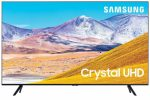 Samsung UE50TU8070 TV 50 inch 4K Ultra HD Smart TV Wi-Fi Zwart