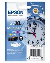 Epson 27XL Multipack 31.2ml (Origineel) 10.4ml X4