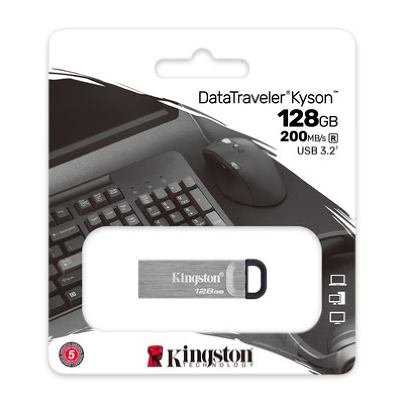 Kingston DataTraveler Kyson 128 GB
