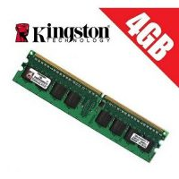 Kingston 4GB DDR3-1600 PC12800 (LN versie=1.35 volt)