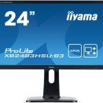 iiyama ProLite XB2483HSU-B3 LED display 60,5 cm (23.8 inch ) 1920 x 1080 Pixels Full HD Zwart