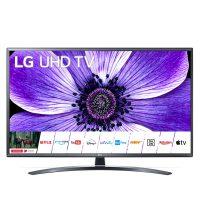 LG 65UN74006LB TV 65 inch 4K Ultra HD Smart TV Wi-Fi Zwart