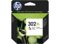HP No.302XL Kleur 8ml F6U67AE 51722