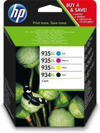 HP 934XL / 935XL Combopack