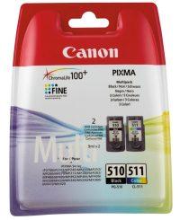 Canon PG-510  /  CL-511 Dubbelpak 53629