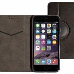 Mobiparts Classic Wallet Case Black – Universal Size L