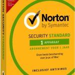 Norton Security Standard 3.0 NL, 1 gebruiker, 1 apparaat