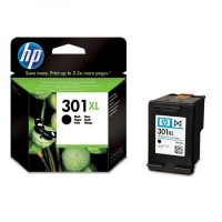 HP No.301XL Zwart 6ml (Origineel) CH563EE