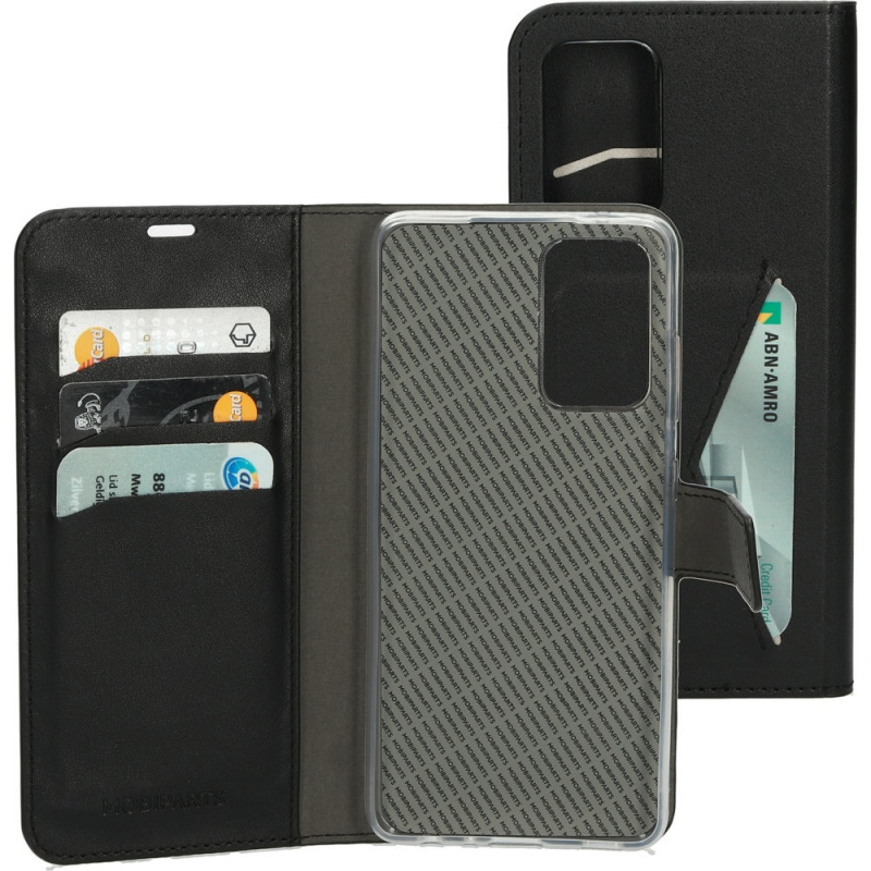 Mobiparts Classic Wallet Case Samsung Galaxy A52 (2021) 4G / 5G Black