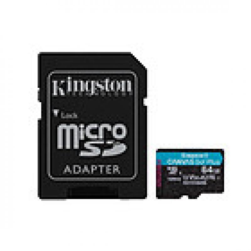 Kingston Canvas Go! Plus 64 GB